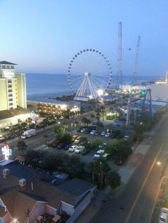 Myrtle beach from our room