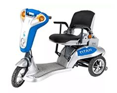 Titan Folding ThreeWheel Lightweight Electric Mobility Scooter Tzora Titan 3 ** See this great product. Moped Scooter, Kids Scooter, Scooter Girl, Scooters For Sale, Motor Scooters, Mobility Scooters, Apex Scooters, Electric Scooter For Kids, Honda Ruckus