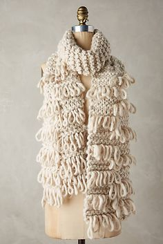 Layered Loops Scarf