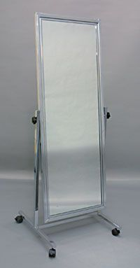 Floor Mirror with casters