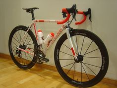 Pegoretti Responsorium w/ Lightweights. That thing costs more than my car did new.