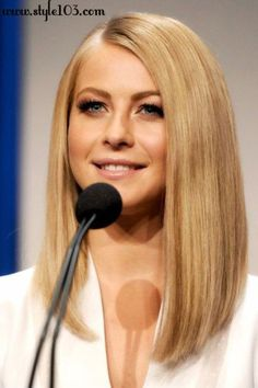 For Long Thin Hair long bob hairstyles for round face, layered bob Credits: latest-hairstyles.com/trends/round-faces