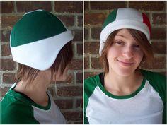 Italy Flag Hat - Found on my etsy