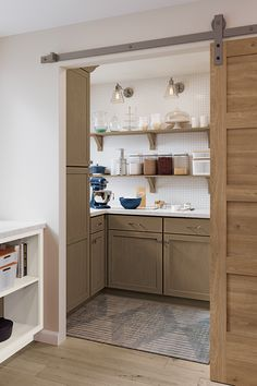 Planning a kitchen renovation? An organized walk-in pantry will save you time and effort every time you cook. Pantry Inspiration, Quality Cabinets, Kitchen Cabinets In Bathroom, Cabinet Design, Basement Remodeling, Home Kitchens, Effort, Kitchen Remodel, Kitchen Design