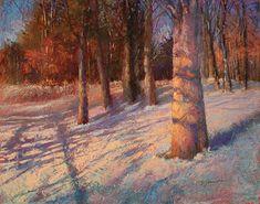Interpretive Color   Barbara Jaenicke Pastel Landscapes on http://www.artistsnetwork.com