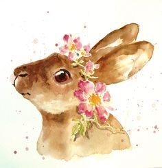 Cartoon dk bunny