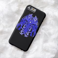 Blue Dragon Unity iPhone 6 Case by Wraithe Designs.