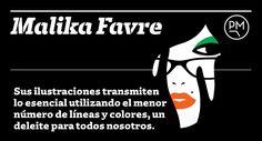 Malika Favre, sencillamente irresistible