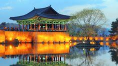 South Korean destinations