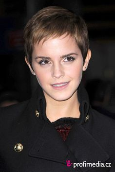 Emma Watson short pixie