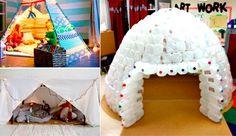 Retombez en enfance avec ces 20 idées de cabane à réaliser chez soi - Des idées