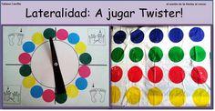 Twister-Lateralidad en manos y reconocimiento de dedos :El sonido de la hierba al crecer