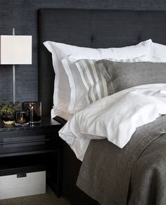 The White Company, Design My Room, House Design, Glam Bedroom, Master Bedroom, Interior And Exterior, Interior Design, Home Look, Decoration
