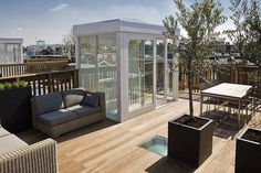 Dakterras Amsterdam -- Article ideas / Terrace Ideas For Articles on Best of Modern Design - So many good things!