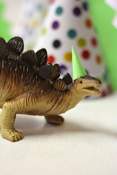 Dinosaur Themed First Birthday Party Ideas