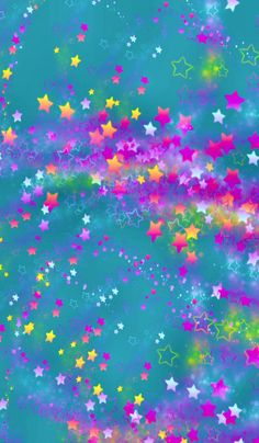 Colorful stars wallpaper Star Wallpaper, Pink Wallpaper, Cellphone Wallpaper, Colorful Wallpaper, Galaxy Wallpaper, Mobile Wallpaper, Wallpaper Backgrounds, Iphone Wallpaper, Whatsapp Wallpaper