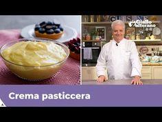 Custard cream is the most famous pastry cream in patisserie world. Italian pastry master Iginio Massari trach us the secret of the Italian recipe: discover h. Custard Desserts, Delicious Desserts, Yummy Food, Best Italian Recipes, Favorite Recipes, Gallette Des Rois, Italian Custard, Food Website, Breakfast Dessert