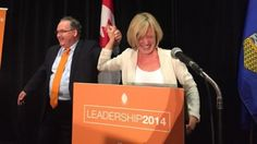 .@RachelNotley is the new leader of the #ABNDP #Ableg #Abpoli   A quiet campaign largely overshadowed by the Progressive Conservative leadership race and four byelections will come to a close Saturday when Alberta New Democrats vote for a new leader.
