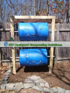 Welcome to living Green & Frugally. We aim to provide all your natural and frugal needs with lots of great tips and advice, 5 DIY Backyard Composting Solutions