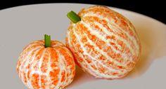 pumpkin oranges - healthy treat for the grandkids