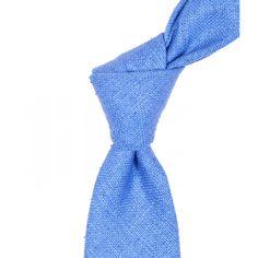 Sid Mashburn Raw Silk Tie / SidMashburn.com