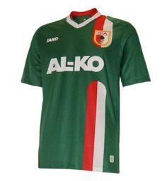 0d6056876 2013-14 FC Augsburg Jako Home Shirt  AB4213-06  - Uksoccershop Fc