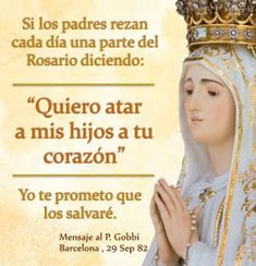 Catholic Prayers In Spanish, Fatima Prayer, Catholic Theology, Strong Faith, Prayers For Healing, Saint Quotes, Mary And Jesus, Prayer Board, Daily Prayer
