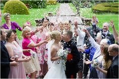 Beautiful wedding photography at Lilleshall National Sports centre for Anneli and Stuarts wedding Pink Petals, Confetti, Centre, Wedding Photos, Wedding Photography, Sports, Beautiful, Marriage Pictures, Wedding Shot