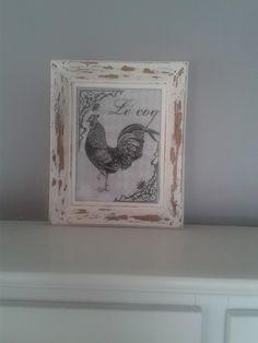 Shabby frame