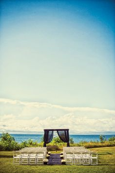 A Glamorous Wedding at Horseshoe Bay Golf Club | Door County Wedding | Wisconsin Bride magazine