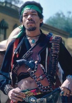 .Hendrix In The West