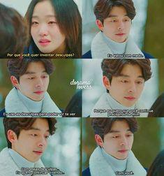 Goblin The Lonely And Great God, Kdrama, Weightlifting Fairy Kim Bok Joo, Jang Hyuk, Thai Drama, Cutest Thing Ever, Gong Yoo, Drama Movies, Korean Drama