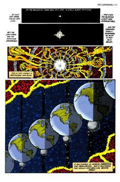 Read Comics Online Free | ReadComicBooksOnline.com - Crisis on Infinite Earths 2005 - Chapter 01 The Sunmmoning - Page 3