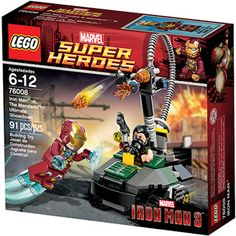 The Mandarin Play Set, 76008 from LEGO Cyber Monday. Black Friday specials on the season most-wanted Christmas gifts. Buy Lego, Lego Dc, Lego Building Sets, Lego Universe, Lego Marvel Super Heroes, Iron Man 3, Lego Toys, Black Friday Specials, Man Vs