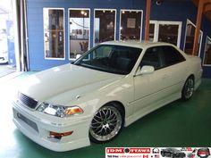 1997 JDM Toyota Mark II Tourer V