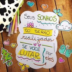 Pétalas Solta Frases Tumblr, Great Words, Sentences, Life Lessons, Banner, Bullet Journal, Scrapbook, Lettering, Thoughts
