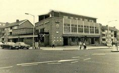 An Old Photo of the Kings Arms Pub at the top of Rye Lane Peckham South East London England