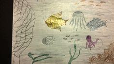 18. den pohádka o zlaté rybce