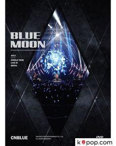 씨엔블루 (CNBLUE) - 2013 CNBLUE BLUE MOON WORLD TOUR LIVE IN SEOUL (2 DISC + 포토북) & CNBLUE - 2013 CNBLUE BLUE MOON WORLD TOUR LIVE IN SEOUL + 포토북 (2 DISC + PHOTO BOOK)