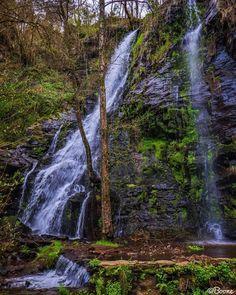 Cascada de Hortas, en #Arzúa⠀vía @boone_k #SienteGalicia