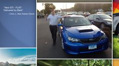 Dear Chris Jacques   A heartfelt thank you for the purchase of your new Subaru from all of us at Premier Subaru.   We're proud to have you as part of the Subaru Family.