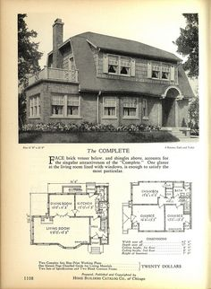 1928 Home Builders Catalog | Complete | Daily Bungalow | Flickr