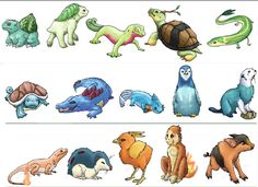 Realistic #Pokemon via Reddit user MrQuicksilver