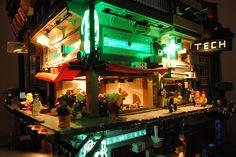 LEGO Model of the Day: Urban Density Gone Bad - CityLab