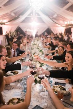 Cheers to the bride and groom at a Charleston wedding // Rhyme & Reason Wedding Exits, Wedding Reception, Our Wedding, Dream Wedding, Southern Bride, Rhyme And Reason, Charleston, Wedding Decorations, Wedding Inspiration