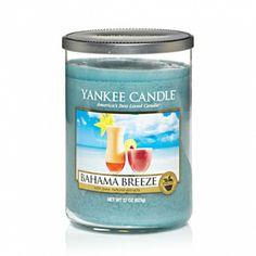Bahama Breeze : Large Tumbler Candle (2-wick) : Yankee Candle