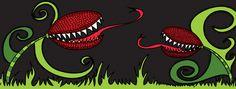 Carnívoras - Pintura digital