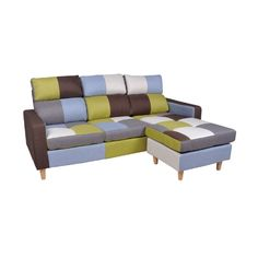 Outdoor Sectional, Sectional Sofa, Couch, Outdoor Furniture, Outdoor Decor, Home Decor, Scrappy Quilts, Modular Sofa, Decoration Home