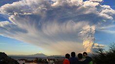 """<div class=""""meta image-caption""""><div class=""""origin-logo origin-image""""><img src=""""http://cdn.abclocal.go.com/assets/news/global/images/logos/origin-ap.png"""" alt=""""AP""""></div><span class=""""caption-text origin-image""""><p>Children watch the Calbuco volcano erupt, from Puerto Varas, Chile, Wednesday, April 22, 2015. (Carlos F. Gutierrez)</p></span></div>"""