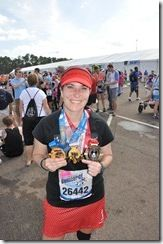 2013 Walt Disney World Full Marathon Recap - Part 2 of Goofy's Challenge